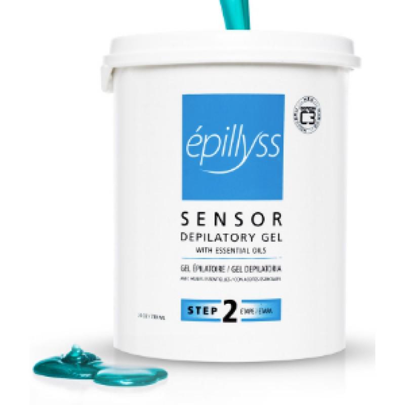 Sensor Lukewarm Wax, epillyss